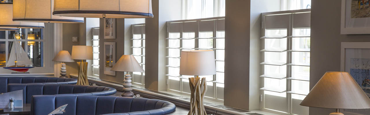 Commercial Shutters from Shutterstyle
