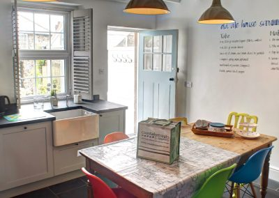 Full Height shutters ale-house-kitchen