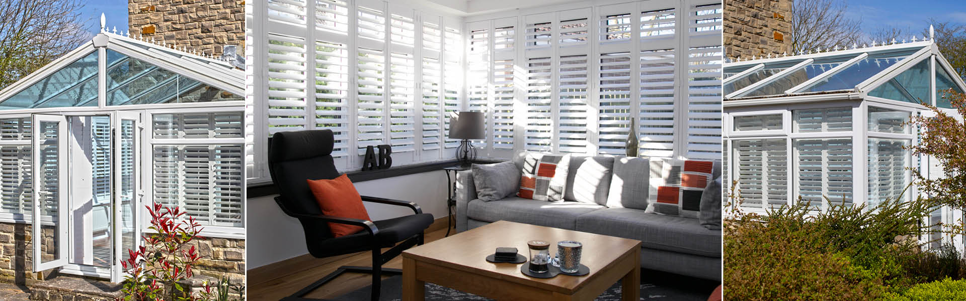 conservatory shutters from shutterstyle