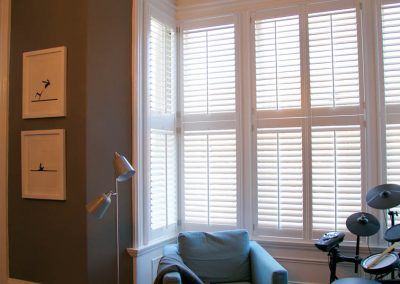 tier on tier shutters Jesmond